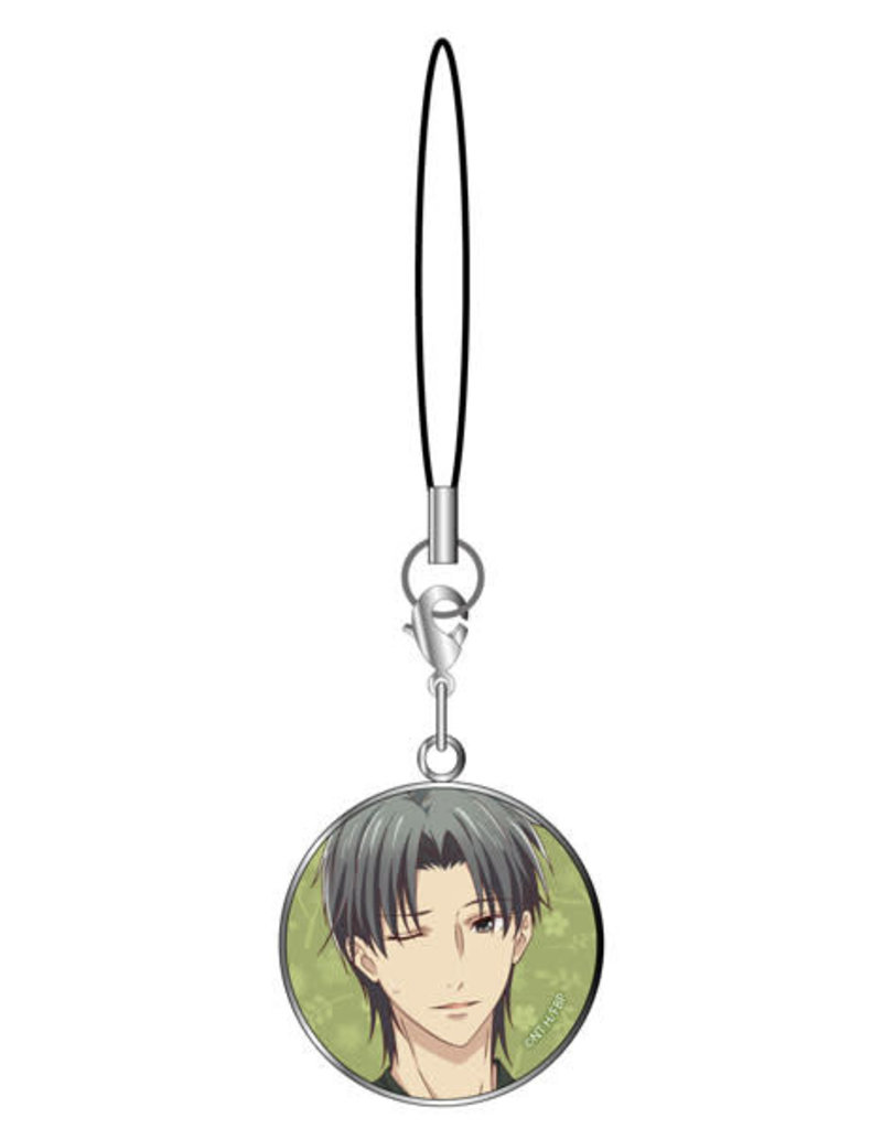 Contents Seed Fruits Basket Charm Strap