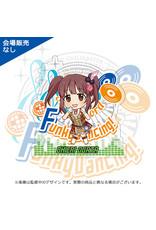 Bandai Namco Idolm@ster Cinderella Girls 7th Live (Funky Dancing) Acrylic Badge