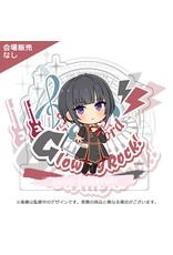 Bandai Namco Idolm@ster Cinderella Girls 7th Live (Glowing Rock) Acrylic Badge