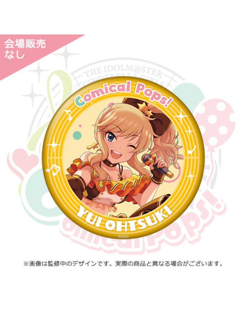 Bandai Namco Idolm@ster CG 7th Live (Comical Pops) Can Badge