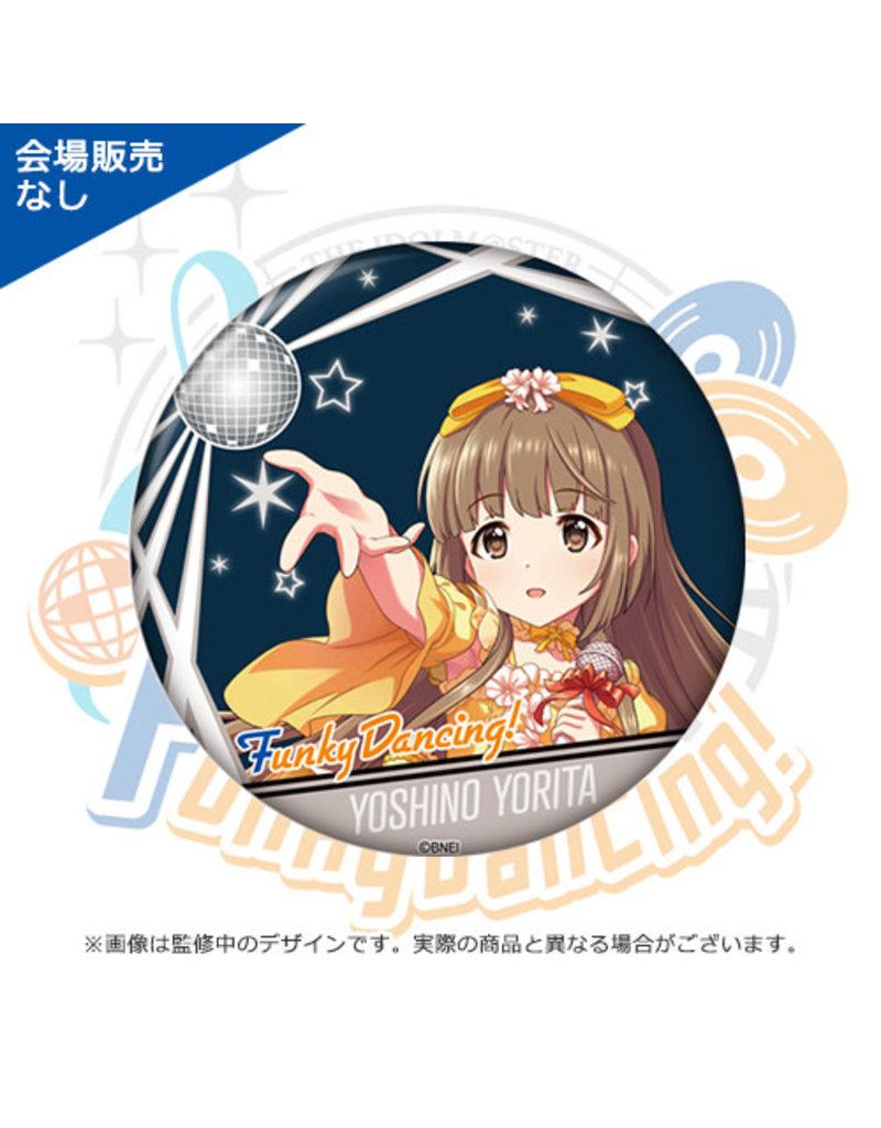 Bandai Namco Idolm@ster CG 7th Live (Funky Dancing) Can Badge