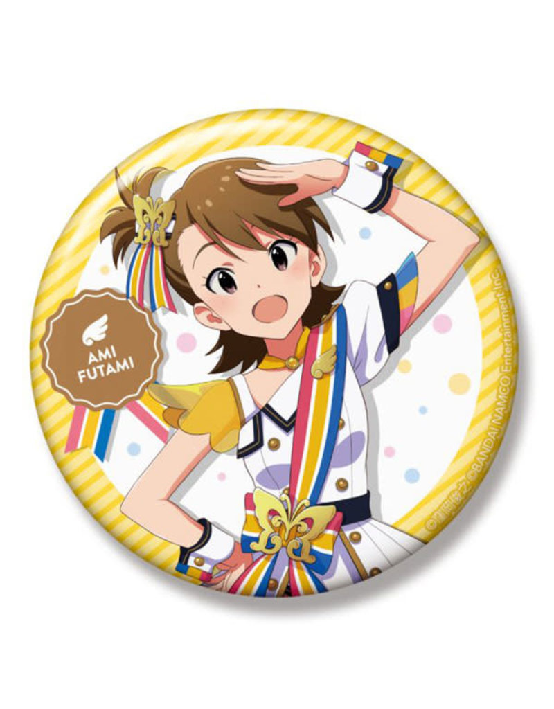 Gift Idolm@ster MLTD 1st Anniversary Can Badge (AS)