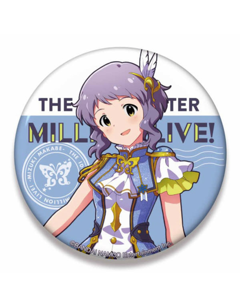 Gift Idolm@ster MLTD 2nd Anniversary Can Badge (Fairy)