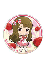 AmiAmi Idolm@ster Million Live Can Badge Sweets Vers.