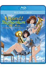 GKids/New Video Group/Eleven Arts Sound! Euphonium The Movie Our Promise A Brand New Day Blu-Ray/DVD