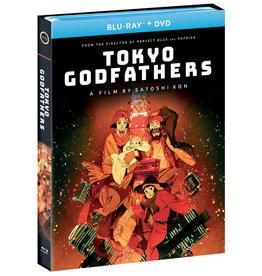 GKids/New Video Group/Eleven Arts Tokyo Godfathers Blu-Ray/DVD
