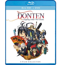 GKids/New Video Group/Eleven Arts Laughing Under The Clouds Gaiden Movie Collection Blu-Ray/DVD