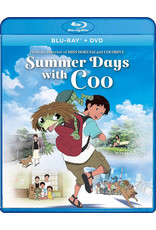 GKids/New Video Group/Eleven Arts Summer Days With Coo Blu-Ray/DVD