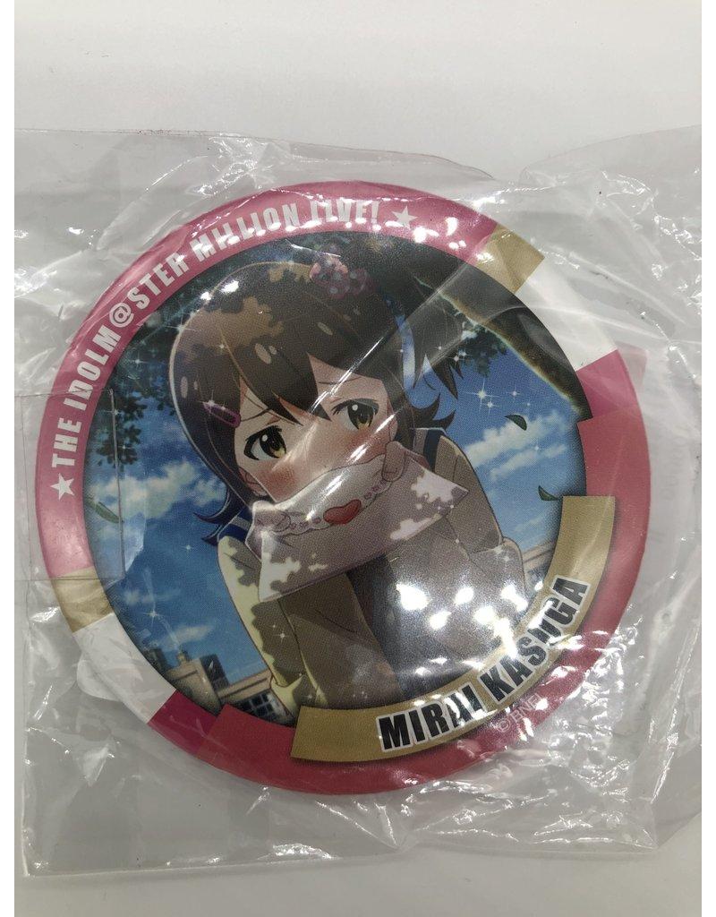 Bandai Namco Idolm@ster Shop Million Live Can Badge Vers. 1*