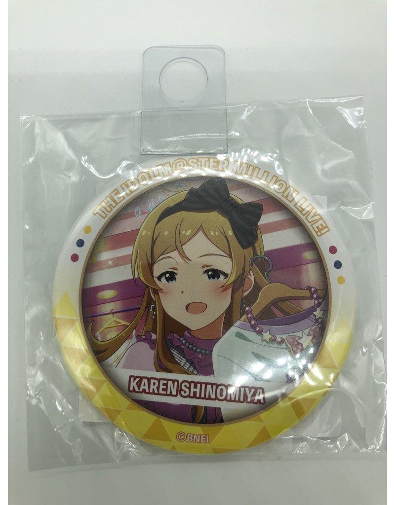 Bandai Namco Idolm@ster Shop Million Live Can Badge (Angel) Vers. 2