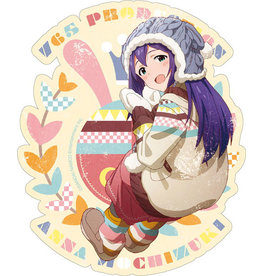 Ensky Idolm@ster Million Live Travel Sticker (Angel)