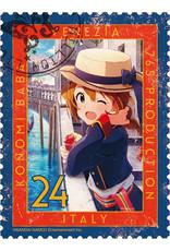Ensky Idolm@ster Million Live Travel Sticker (Angel)