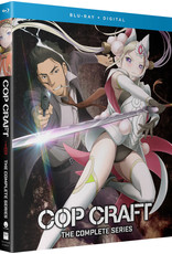 Funimation Entertainment Cop Craft Blu-Ray