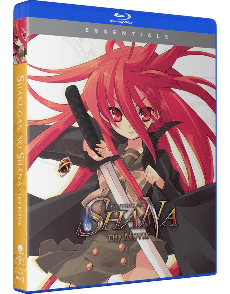 Funimation Entertainment Shakugan No Shana The Movie Essentials Blu-Ray