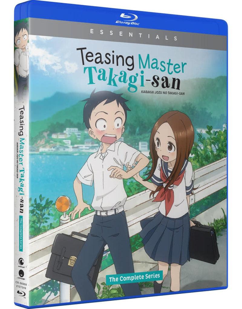 Funimation Entertainment Teasing Master Takagi-San Essentials Blu-Ray