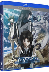 Funimation Entertainment Fafner Complete Series And Movie Essentials Blu-Ray