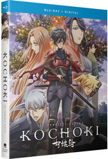 Funimation Entertainment Kochoki Blu-Ray