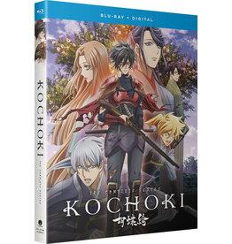 Funimation Entertainment Kochoki Blu-Ray