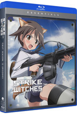Funimation Entertainment Strike Witches Season 1 Essentials Blu-Ray