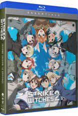 Funimation Entertainment Strike Witches Season 2 Essentials Blu-Ray