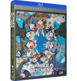 Funimation Entertainment Strike Witches Season 2 Essentials Blu-Ray