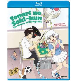 Sentai Filmworks Tonari No Seki-Kun The Master Of Killing Time Blu-Ray