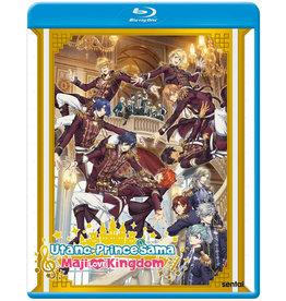 Sentai Filmworks Uta No Prince-Sama Maji LOVE Kingdom Blu-Ray