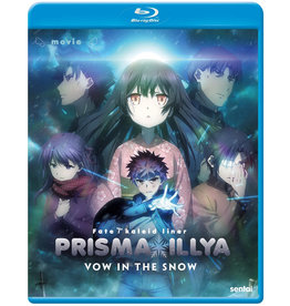 Sentai Filmworks Fate/Kaleid Liner Prisma Illya Vow In The Snow Blu-Ray