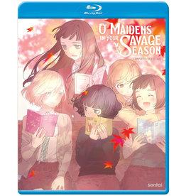 Sentai Filmworks O Maidens In Your Savage Season Blu-Ray