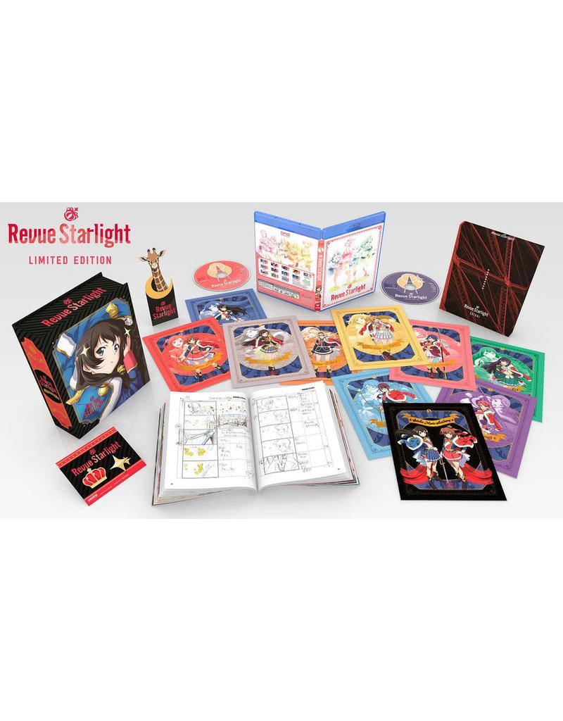 Sentai Filmworks Revue Starlight Premium Box Set Blu-Ray
