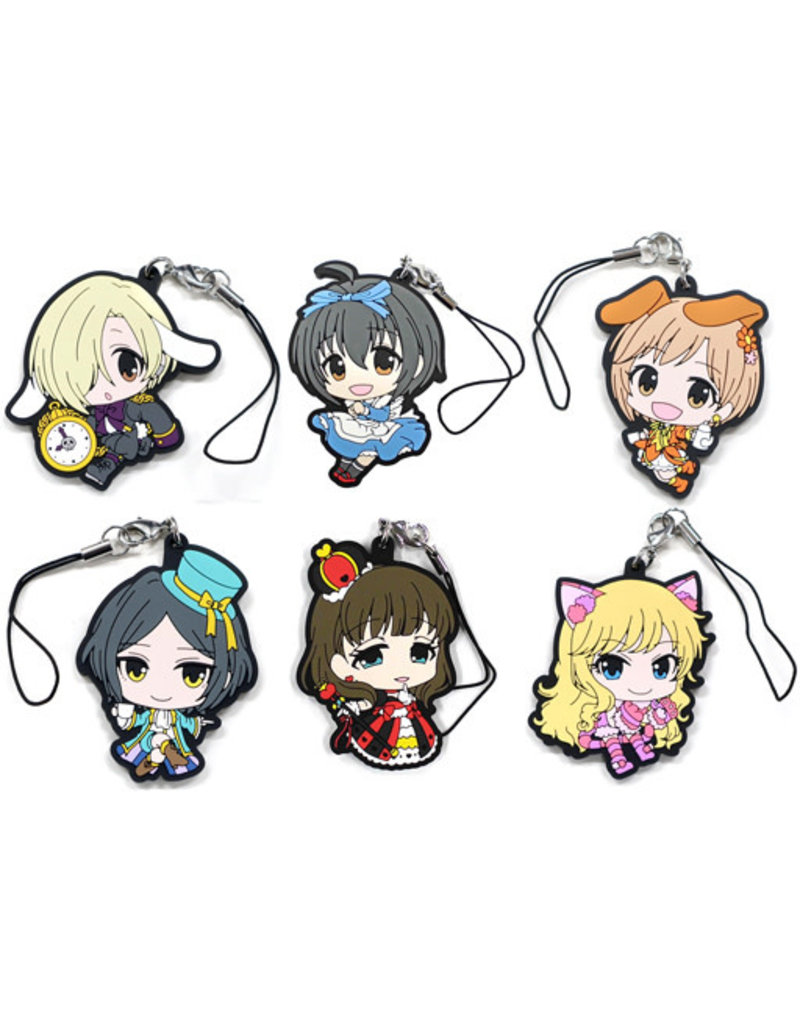 Lawsons Idolm@ster CG Costume Vers Lawsons Rubber Strap