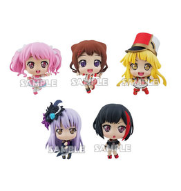 Bushiroad BanG Dream Vocal Collection Mini-Figurines