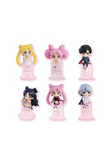Megahouse Ochatomo Series Sailor Moon Night and Day Trading Figurines