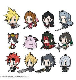 Square Enix Final Fantasy Trading Rubber Strap FF VII Extended Edition