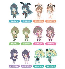Good Smile Company Rascal Does Not Dream of Bunny Senpai Nendoroid Plus Keychain