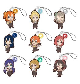 Sega Love Live! Wait Staff Vers. Rubber Strap Sega Cafe
