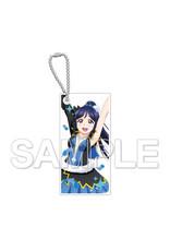 Kadokawa Love Live! Sunshine!! Water Blue New World Tile Keychain