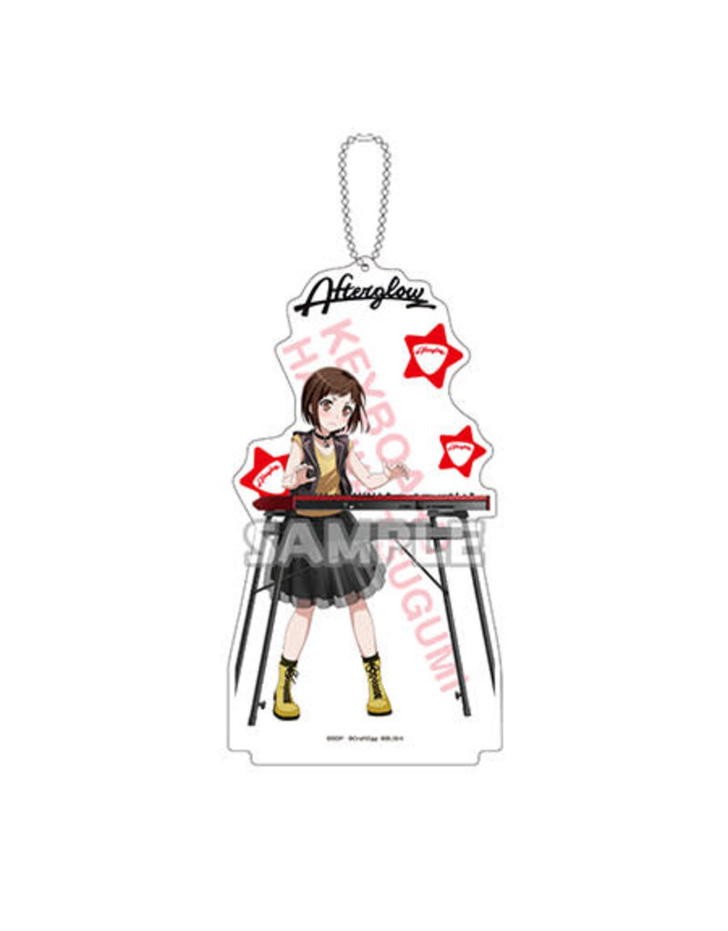 Bushiroad BanG Dream Acrylic Stand Keychain (Afterglow)