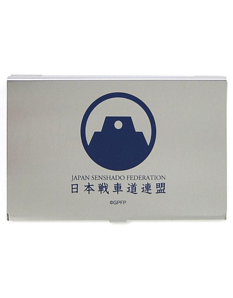 Girls Und Panzer Japan Senshado Federation Card Case