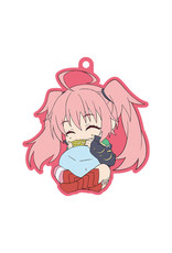 Milim That Time I Got Reincarnated As a Slime Rubber Charm CharaRide