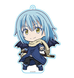 Azumaker That Time I Got Reincarnated As a Slime PuniColle Keychain
