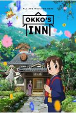 GKids/New Video Group/Eleven Arts Okko's Inn Blu-Ray/DVD