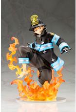 Kotobukiya Shinra Kusakabe Fire Force ArtFX Figure Kotobukiya