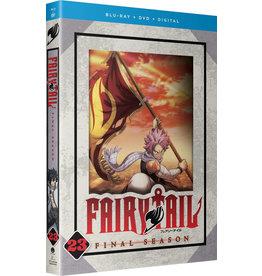 Funimation Entertainment Fairy Tail Final Season Part 23 Blu-Ray/DVD