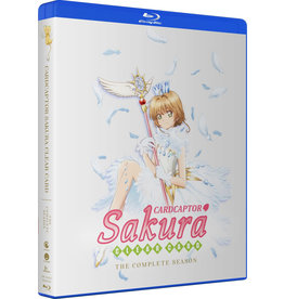 Funimation Entertainment Cardcaptor Sakura Clear Card Complete Series Blu-Ray