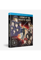 Funimation Entertainment Legend Of The Galactic Heroes Die Neue These Second Season 2 Blu-Ray/DVD