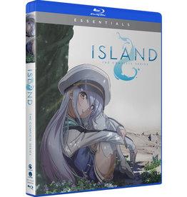 Funimation Entertainment ISLAND Essentials Blu-Ray