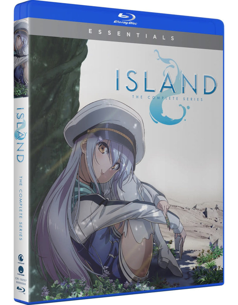 Funimation Entertainment ISLAND Essentials Blu-Ray