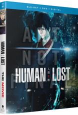 Funimation Entertainment Human Lost Blu-Ray