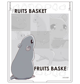 Contents Seed Fruits Basket Mirror